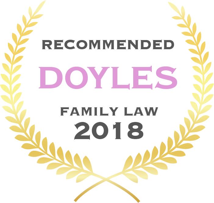 Recommended Family Law - 2018